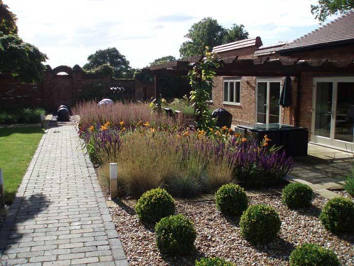Blythe Brook Garden Design Ltd In Redditch Garden Design