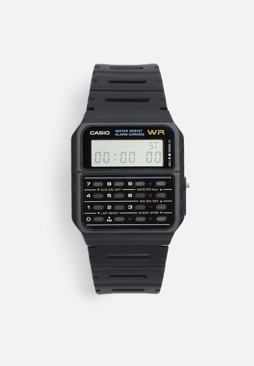 digital calculator ca53w 1z