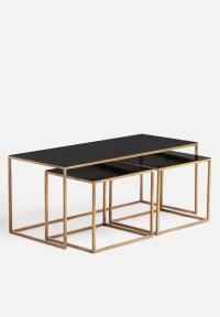 Coffee table set of 3 Sixth Floor Desks