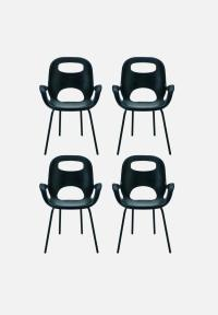 Oh Chair Set of 4 - black Umbra Chairs | Superbalist.com