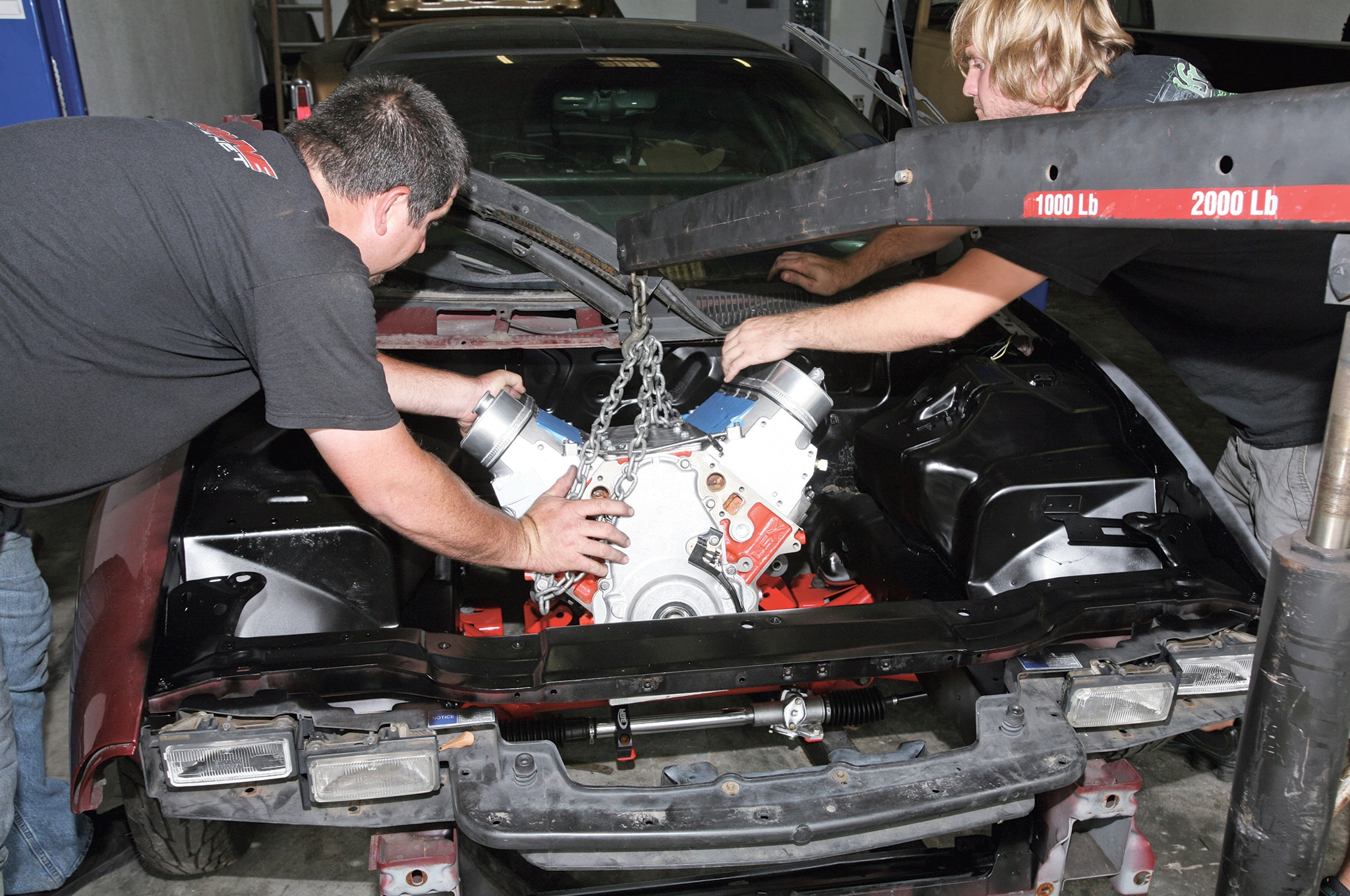 hight resolution of how to swap an ls into an lt1 fourth gen 1996 corvette ls wiring on lt1