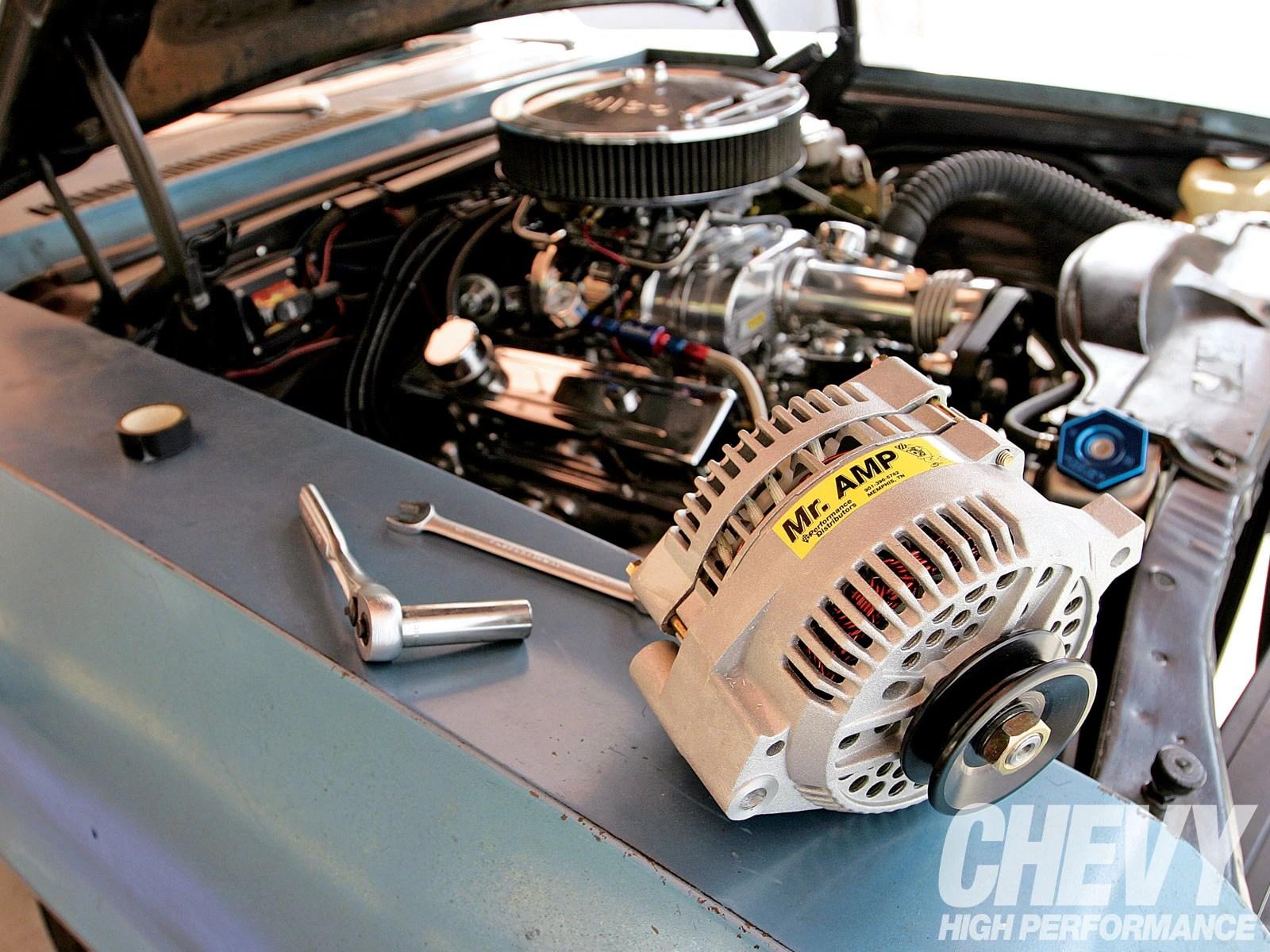 hight resolution of 1972 chevy nova alternator replacement chevy high performance magazine 3 wire gm alternator wiring diagram 1972 chevy nova