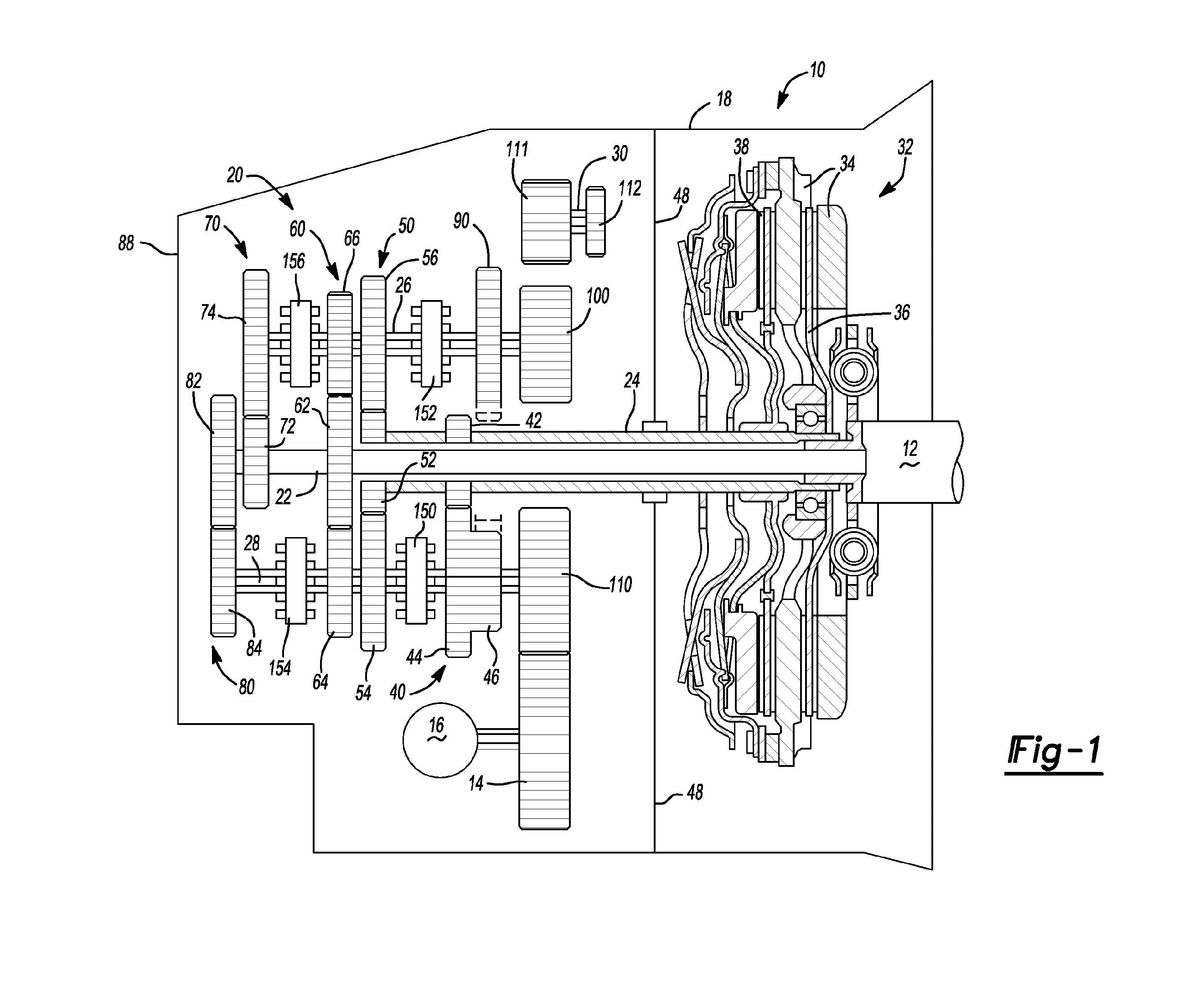 gm dual clutch transmission gm high tech performance suzuki clutch diagram gm clutch diagram [ 2641 x 2156 Pixel ]