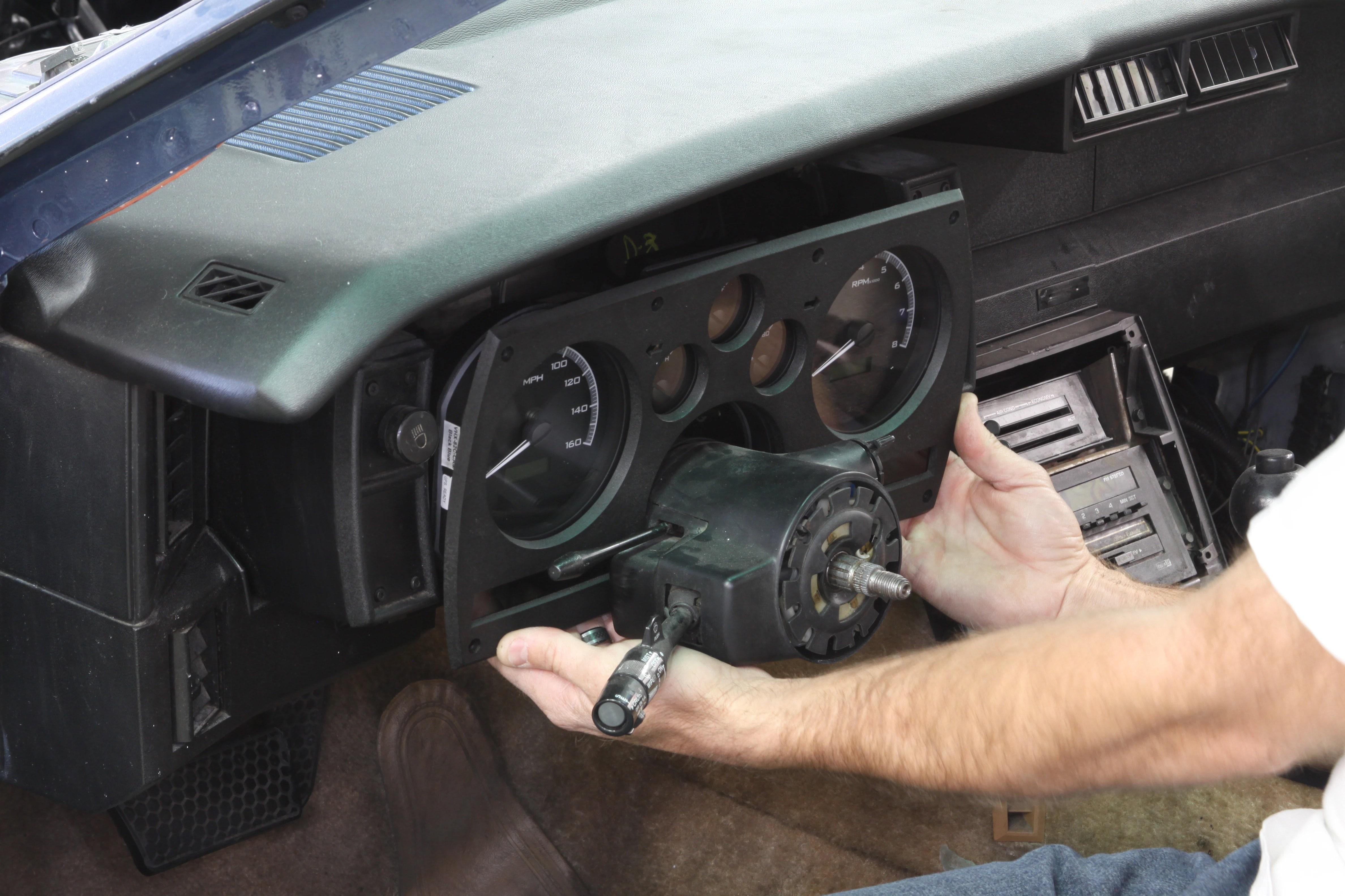 medium resolution of 1 dakota digital vhx dash instrument camaro