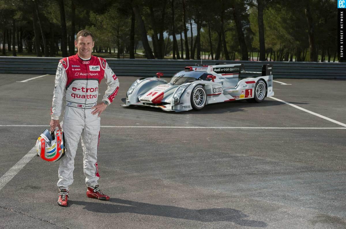 Q&A with Mr. Le Mans, Tom Kristensen