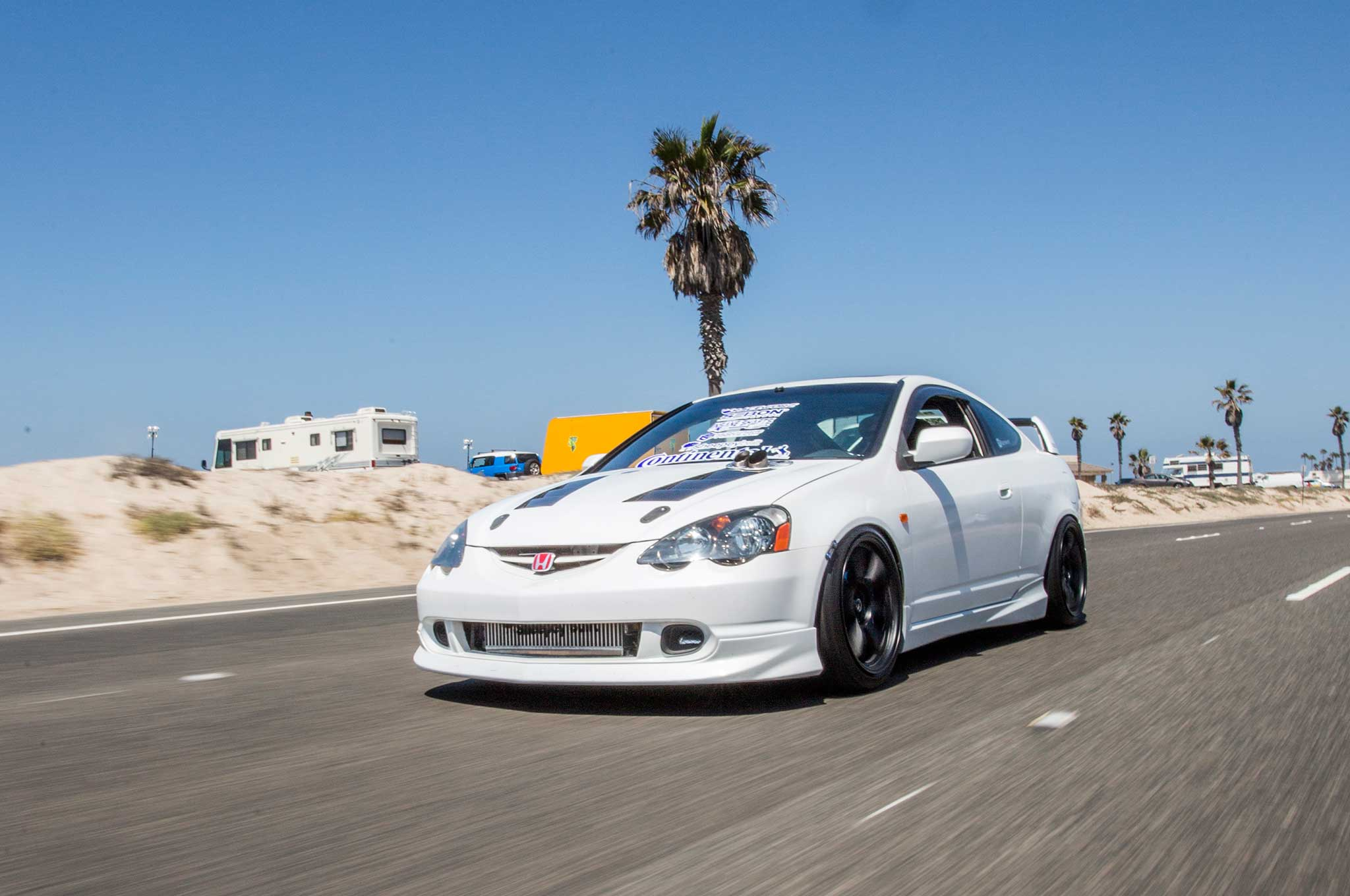 hight resolution of 2002 acura rsx type s a spec front spoiler