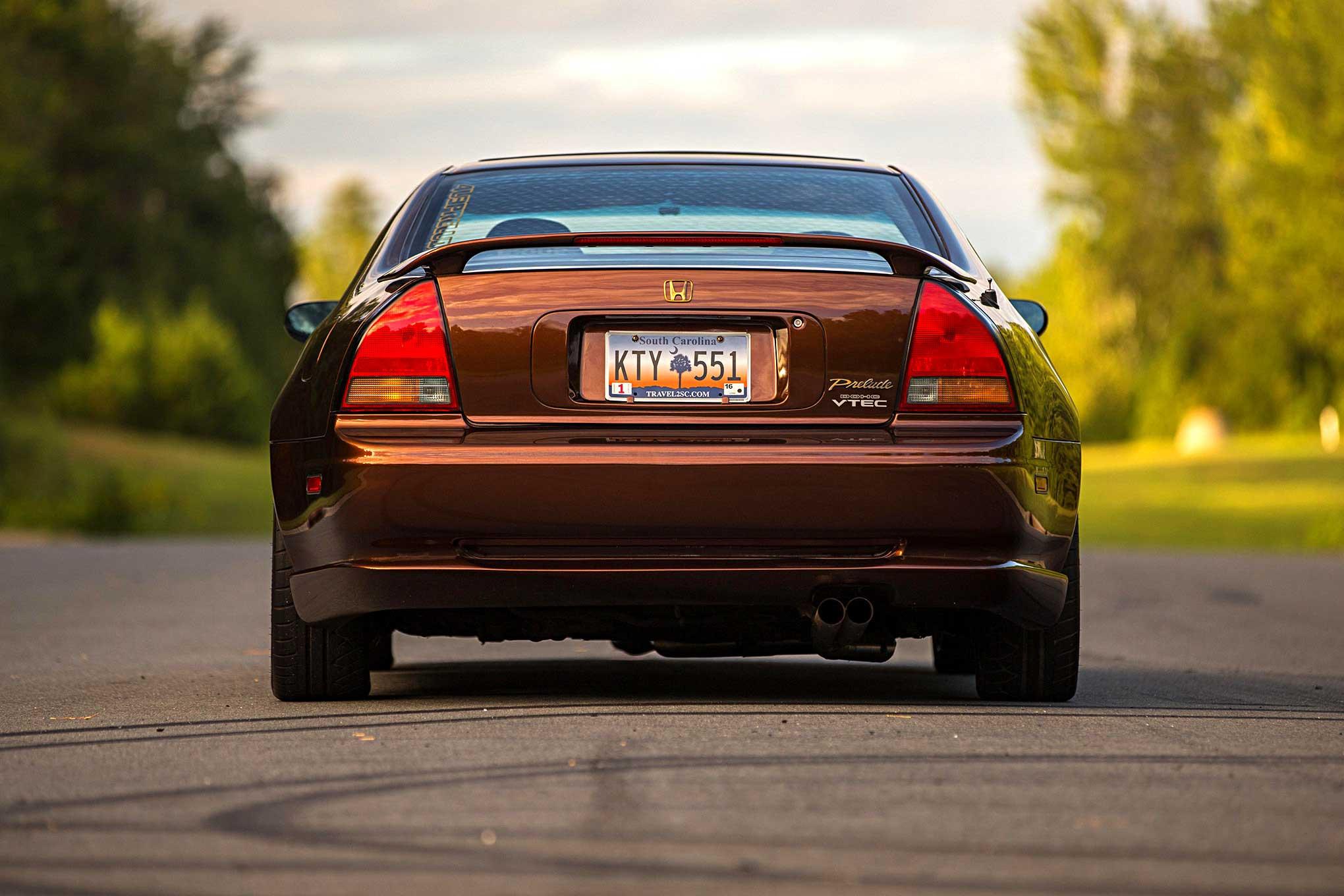 hight resolution of  1995 honda prelude kaminari rear lip