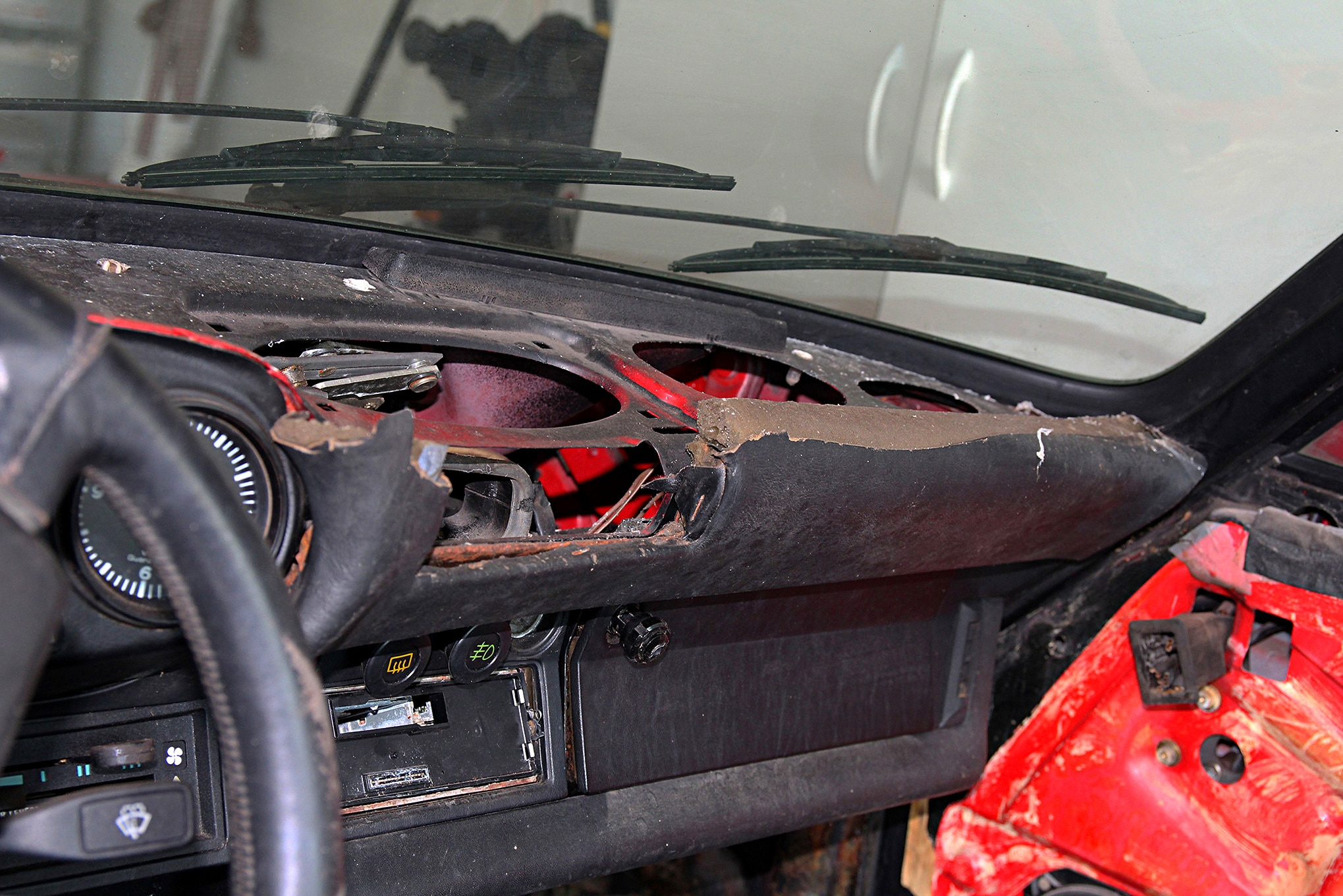 small resolution of 1982 porsche 911 sc restored introductionporsche 911 dash wiring 13
