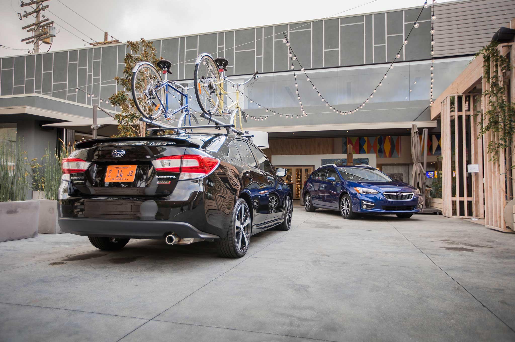 hight resolution of 2017 subaru impreza sedan and five door wagon