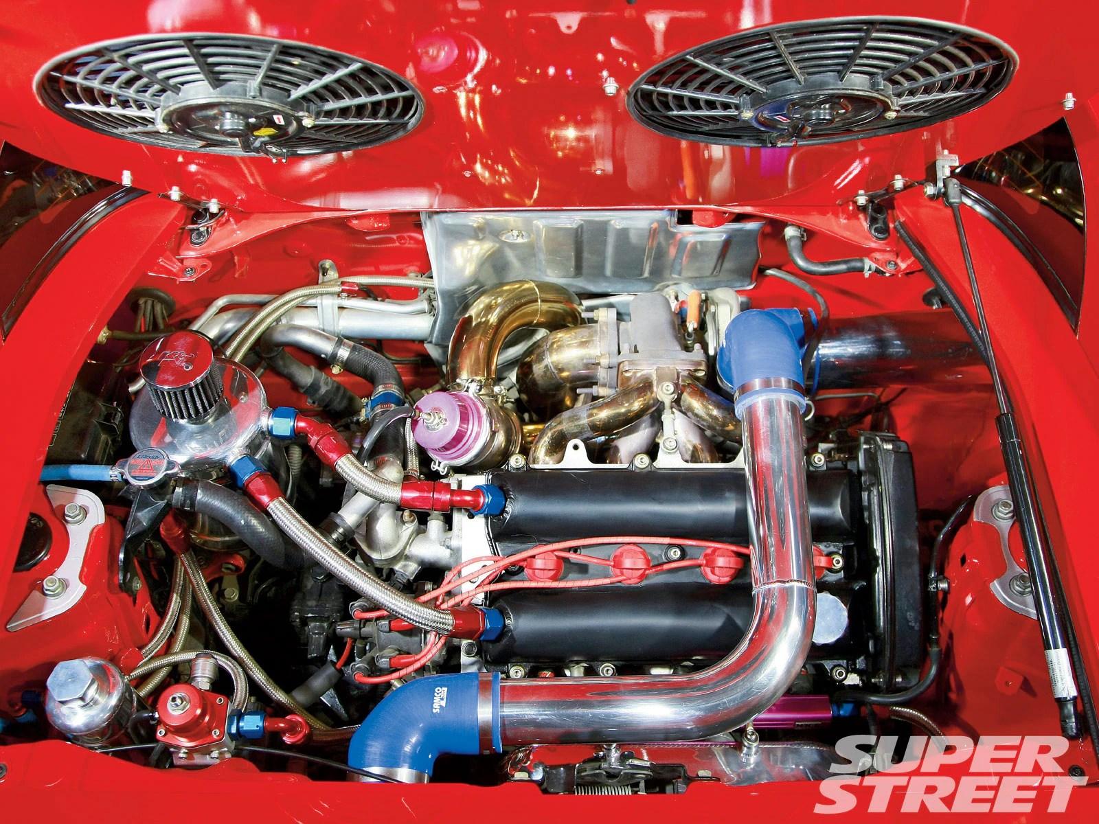 sstp 1011 07 o 1994 toyota mr2 gts 3sgte engine  [ 1600 x 1200 Pixel ]