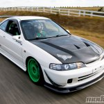 1998 Acura Integra Type R Darren Law Modified Magazine