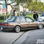 Scene So You Think You Can Stance Los Angeles Ca Event Super Street Magazine