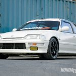 1991 Honda Civic Hatchback Honda Tuning Magazine