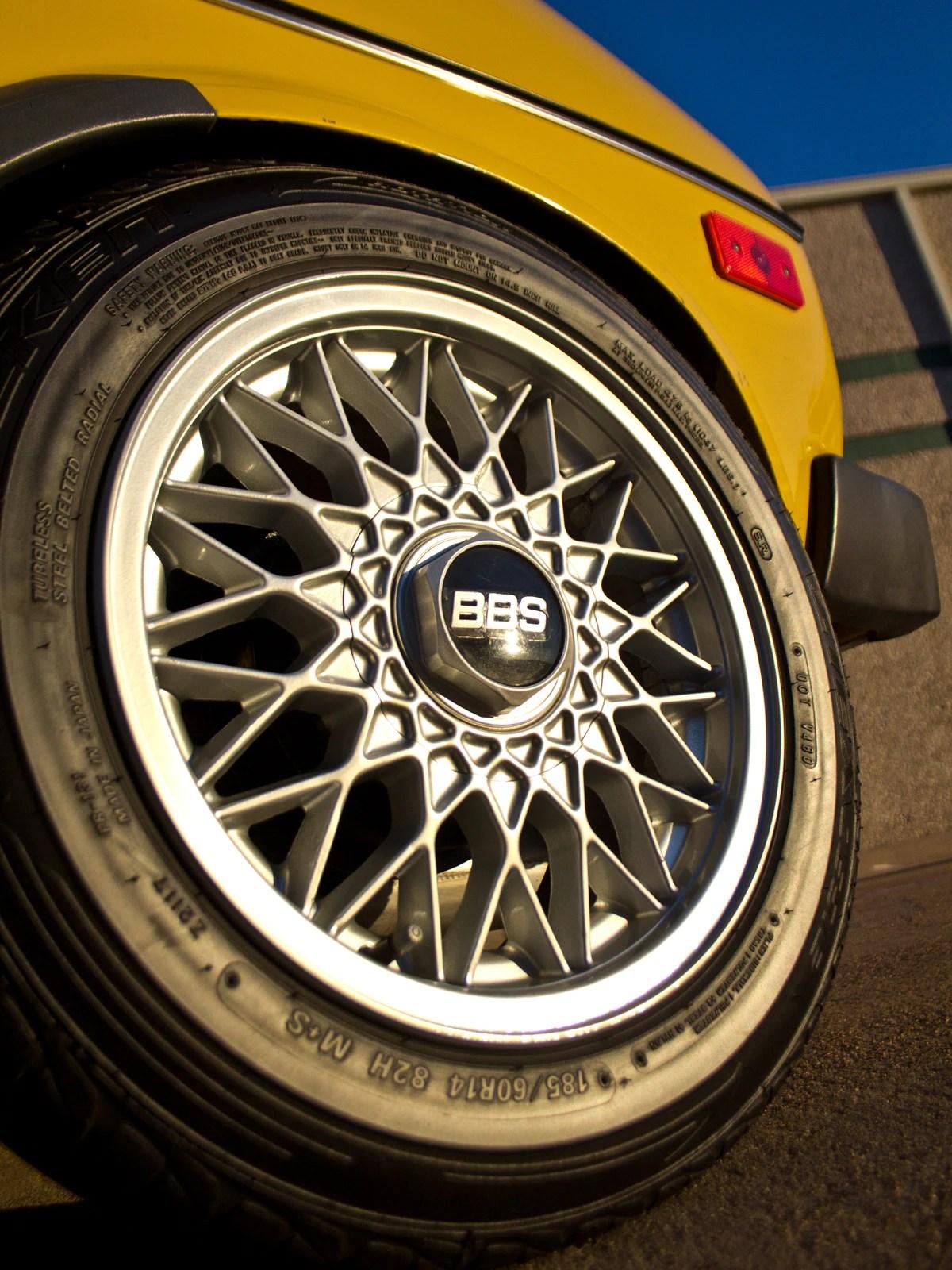 1976 volkswagen rabbit mk1 bbs wheels [ 1200 x 1600 Pixel ]