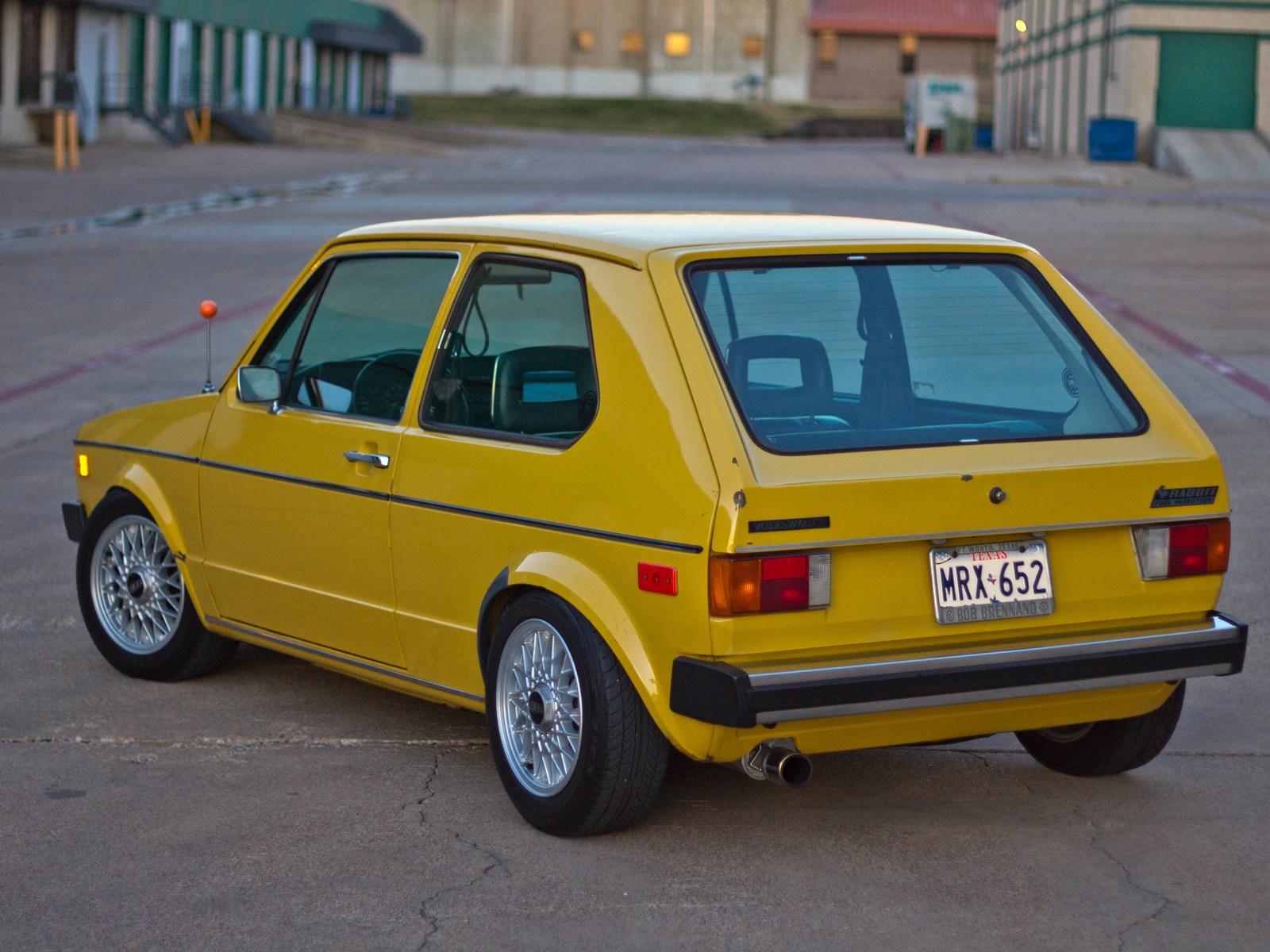 hight resolution of 1976 volkswagen rabbit mk1 left rear