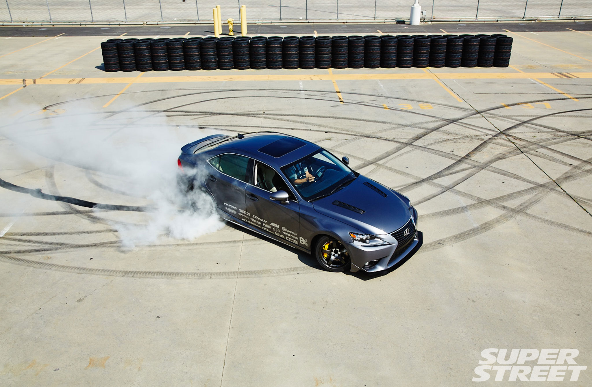 small resolution of 2014 lexus is 350 burnout 08