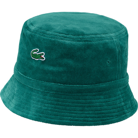 Supreme®/LACOSTE Velour Crusher (Teal)
