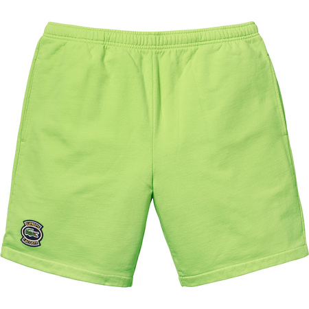 Supreme®/LACOSTE Sweatshort (Green)
