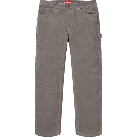 Corduroy Painter Pant (Grey)