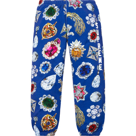 Jewels Sweatpant (Royal)