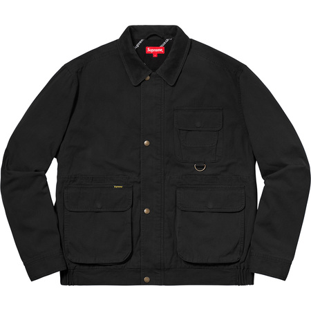 Field Jacket (Black)