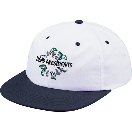 Dead Presidents 6-Panel Hat (Navy)