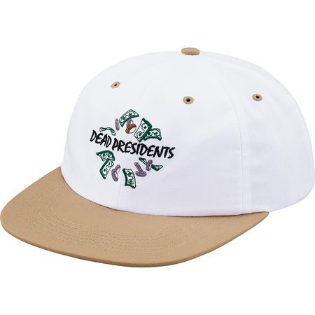 Dead Presidents 6-Panel Hat (Tan)