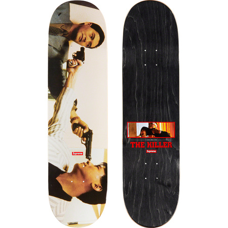 The Killer Skateboard (Multicolor)