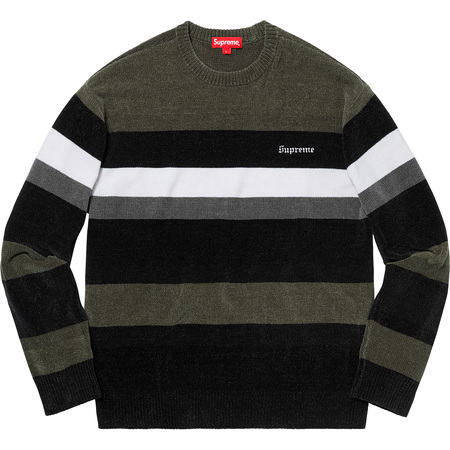 Chenille Sweater (Black)