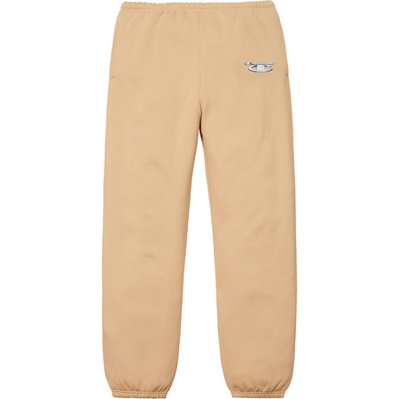 Supreme®/Champion® 3D Metallic Sweatpant (Tan)