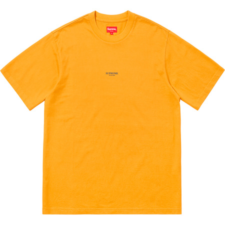 First & Best Tee (Gold)