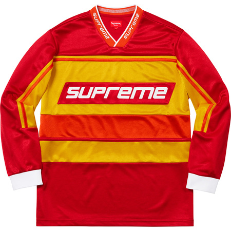 Warm Up Hockey Jersey (Red)