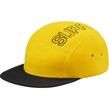 Polartec® Camp Cap (Yellow)