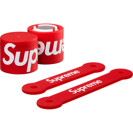 Supreme®/Lucetta® Magnetic Bike Lights (Red)