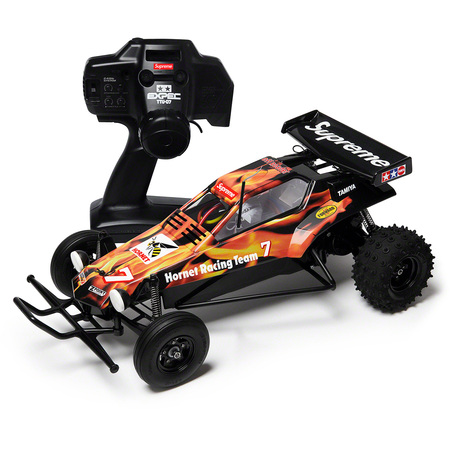 Supreme®/Tamiya Hornet RC Car (Flames)