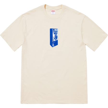 Payphone Tee (Natural)