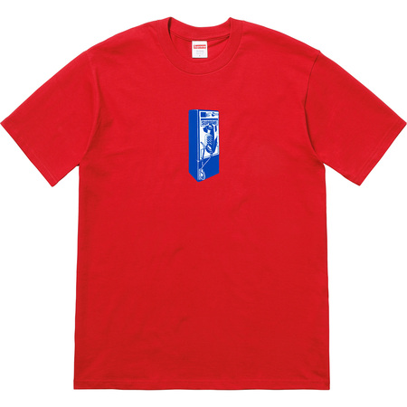 Payphone Tee (Red)