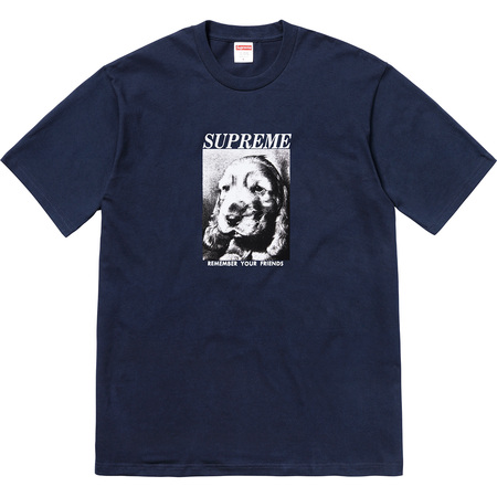 Remember Tee (Navy)