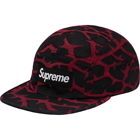 Thorn Camp Cap (Red)