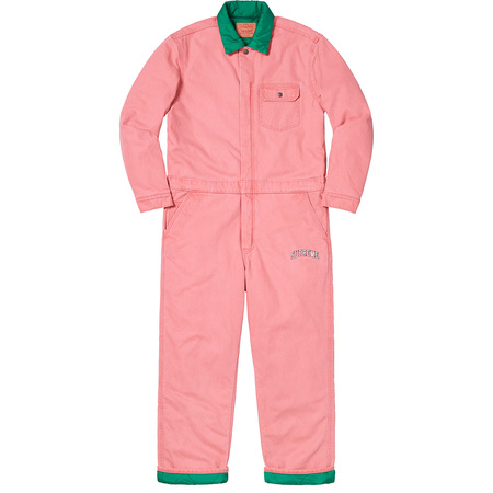 Supreme®/Levi's® Denim Coveralls (Pink)