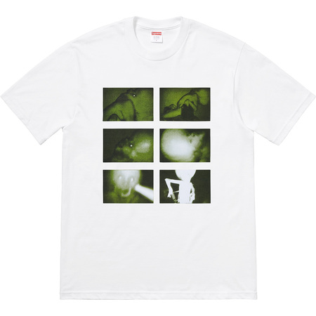 Chris Cunningham Rubber Johnny Tee (White)