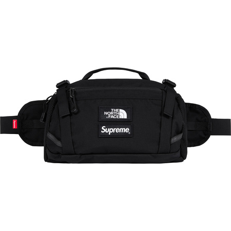 Supreme®/The North Face® Expedition Waist Bag (Black)