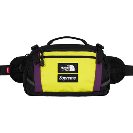 Supreme®/The North Face® Expedition Waist Bag (Sulphur)