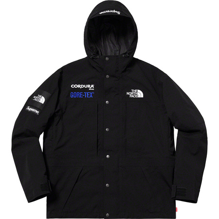 Supreme®/The North Face® Expedition Jacket (Black)