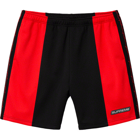 Barbed Wire Athletic Short (Red)