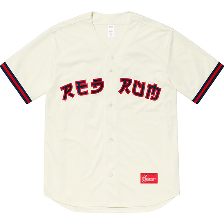 Red Rum Baseball Jersey (Natural)