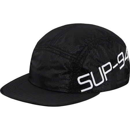 Side Logo Camp Cap (Black)