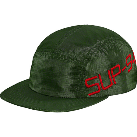 Side Logo Camp Cap (Green)
