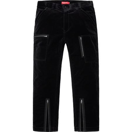 Velvet Flight Pant (Black)