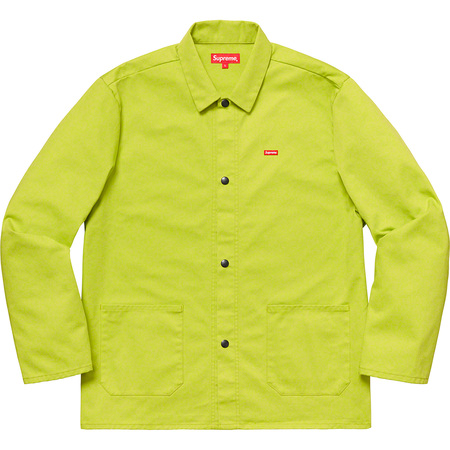 Shop Jacket (Hi Vis Yellow)